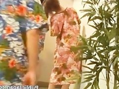 Sexy Asian honey shows off her pink juicy part6