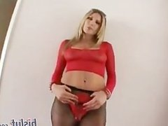 Harmony Rose wishes she had a cock
