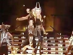 Madonna Super Bowl Half Time Performance 2012