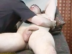 Rubbing and Tugging Owen