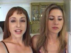 Threesome - Lisa Marie & Paris