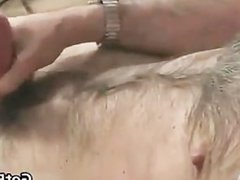 Very Hairy Guy Jerking Off 2 by GotBF part2