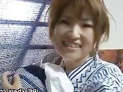 Free jav of Lovely real asian lady enjoys part4