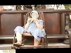 Old Grandma Accepting Big Cock