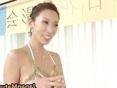 Asuka Yuki Hot mature Asian model part5