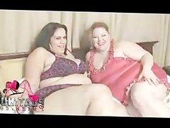 Spicy Lesbian Crush w/BBW Latina Jazmin Torres