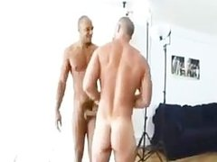 Interacial hairy ass fuck