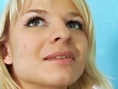 ultra sexy blondie in hardcore action