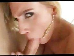 Cream her ass