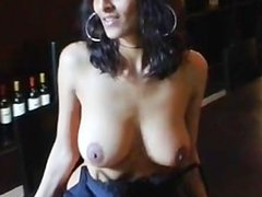 uk indian to strip topless