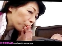 Japanese Taboo Sex with My Mom - Anna Hoshi
