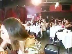 Girls hire strippers for a birthday party