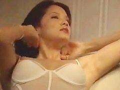Kelly Hu in Maxim Magazine