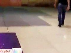 Dude gets fucked in metro part3