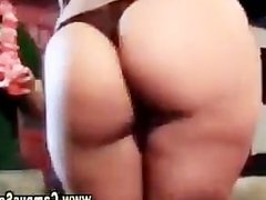 Striptease college hot party