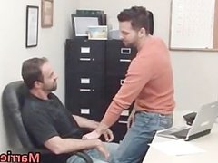 Tattooed straight hunk gets ass fucked 1 part5