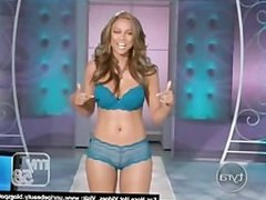 Tyra Banks in Movie Panty Party