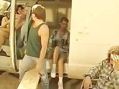 Texas Chainsaw Massacre XXX porn parody