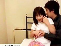 Japanese dirty teen schoolgirl