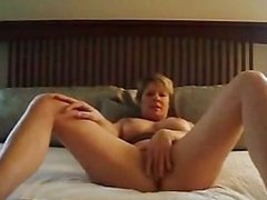 Naughty Brooke Licking Her Pussy Juices
