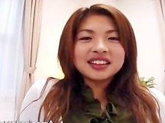 Amazingly hot Japanese babe getting part3