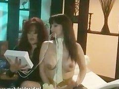 Nasty lesbians having fun