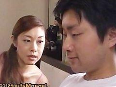 Mature Misa Tachibana Rides To An Orgasm part1
