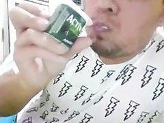 Gozando no Iogurte