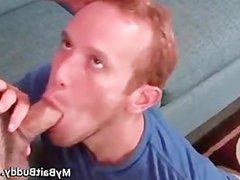 Hot straight dudes get to suck their part6