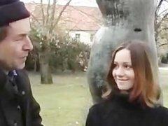 Hungarian Teen getting fucked
