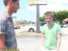 Hot straight hunks get outed in public part4