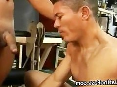 Arnold and Luke latin gay fuck and suck part5