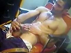 Latinos jerk and give head