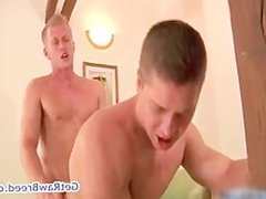 Denis reed gets ass fingered by joey part4