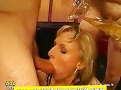 Golden shower fetish fuck and piss bukkake