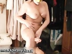 Chubby lesbian girlfriends pussy playing part5