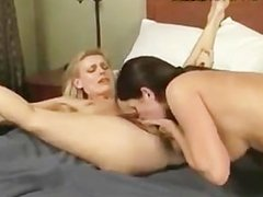 Mature Lesbian In Hot Lezzie Action