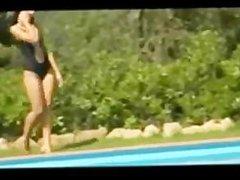 Suzie Diamond - swimsuit