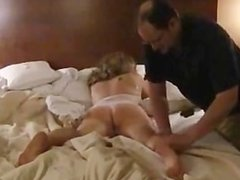 Chicago Massage Turns Into a GangBang pt1 - Bloody Mary