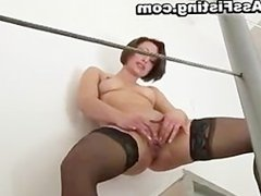 Lesbian whore gets her tight pussy part3