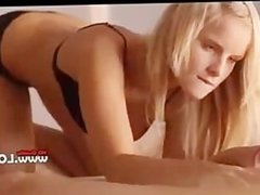 big tits and big bang with hot blonde