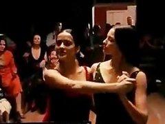Ashley Judd & Salma Hayek in Frida