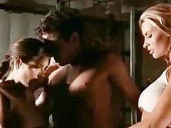 Virtual Encounters 2- Threesome with Nikki Fritz Part 1