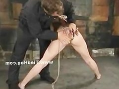 Old experienced man fetish torture