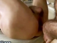 Gay masseur sucks and assfucks straight client