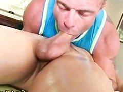 Lucky guy gets his anus licked part6