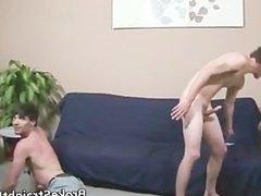 Gay clip of Straight Bobby & Darren part1