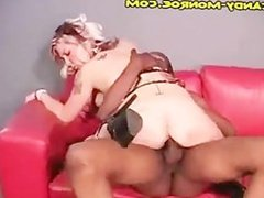 Cuckold Watches Interracial and Barks