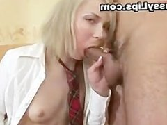 Girl gets her pussy lips swollen part4
