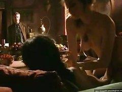 Esme Bianco & Sahara Knite in Game of Thrones